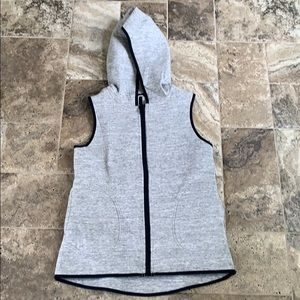 Lululemon reversible hooded vest (size 8)